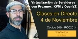 Curso de Virtualización de Servidores con Proxmox - Revista Cloud Computing | Cloud Computing | Scoop.it