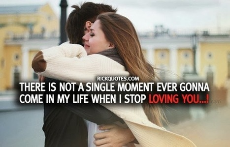 Life When I Stop Loving You ~ Rick Quotes   Love Poems Saying   Wallpapers   Scoop.it
