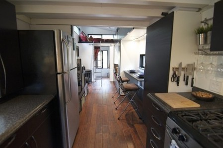 Couple builds tiny house for US$33k, releases plans | Living Little | Scoop.it