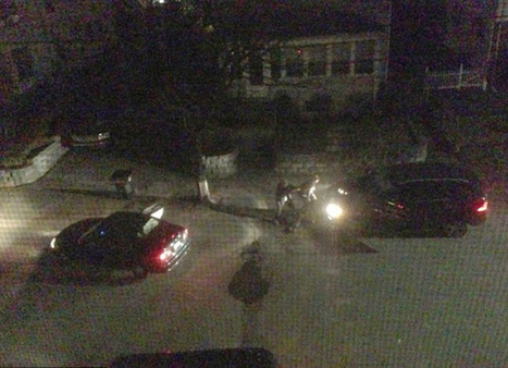 The First Photos Of The Boston Bombing Suspects' Shootout With Police #Boston | Saif al Islam | Scoop.it