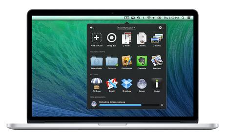 @aptonic - Dropzone 3: Turbocharge drag & drop on your Mac | Emerging Digital Workflows [ @zbutcher ] | Scoop.it