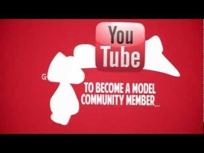 YouTube have created a Digital Citizenship Curriculum for Teachers | Digital School Libraries | Scoop.it