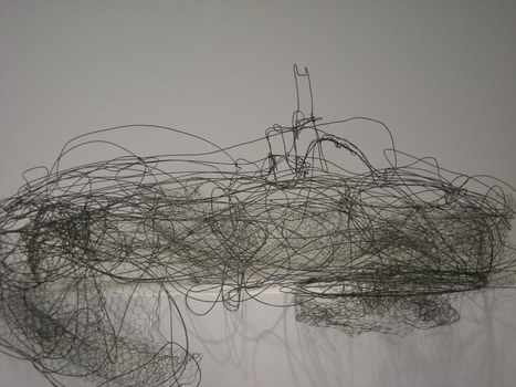 "Antoni Tàpies: ""Cloud and chair"" | installations art | Scoop.it"