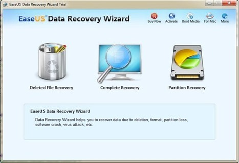 Complete Data Recovery Solution for Windows from EaseUS Software: Review - Software Don | Gadgets, Games, Apps & Tech | Scoop.it
