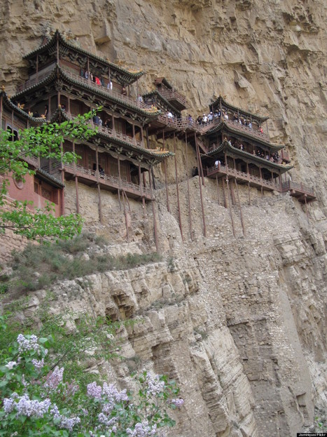 LOOK:Stunning Monasteries Built On The Edge Of The World | Quantumleap4life | Scoop.it