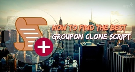 PHP Clone Scripts - How to find the best Groupon clone script? | Group Buying Script | Scoop.it
