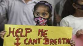Delhi smog: Schools closed for three days as pollution worsens - BBC News | Atmospheric Chemistry | Scoop.it
