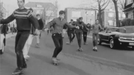Arte : le tour du monde en skate   NOVAPLANET   The Devil's Toy remix - Press   Scoop.it
