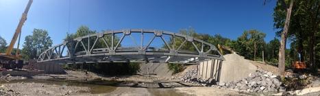 U.S. Bridge installed in Albany, NY   Bridge   Scoop.it