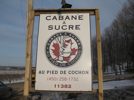 -P.21- Quelques recettes typiquement Québecoise!.. Pour les aventuriers…. · Fabrice au Quebec | Doc culinaire | Scoop.it