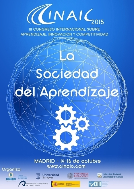 142 Buenas prácticas de innovación educativa. CINAIC 2015 | Pedalogica: educación y TIC | Scoop.it