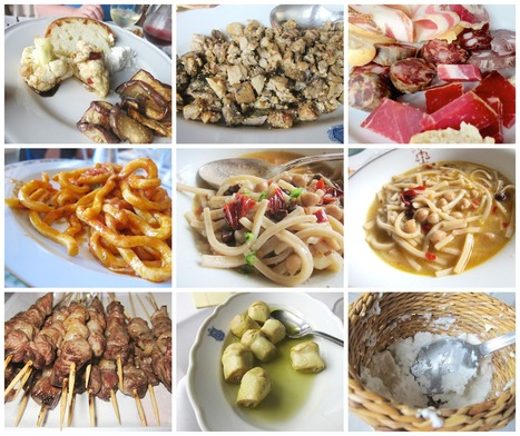 The Cuisine of Abruzzo: Easy to Love, Not So Easy to Describe | Italia Mia | Scoop.it