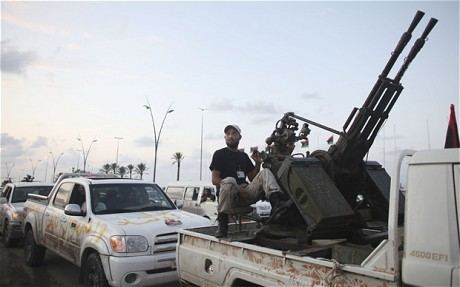 Libya dispatch: as lawlessness spreads, are the rebel 'good guys' turning bad? | Coveting Freedom | Scoop.it