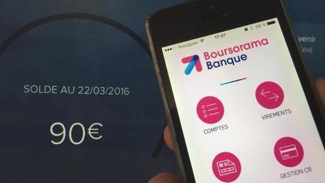 Ouvrir un compte bancaire Boursorama : le test de la rédaction | Veille Techno et Banques | Scoop.it