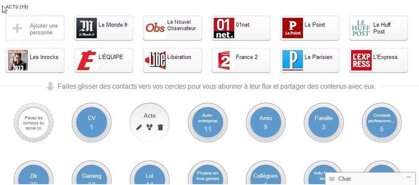Découvrir Google Plus 1/6 : le réseau social par Google