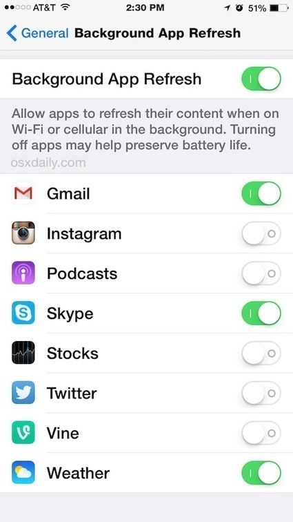 iOS 8.1 Update Consumes Battery? How to Save Battery Life | Technology News | Scoop.it