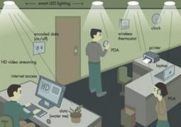 Le LiFi: du WiFi à travers des Leds | Blog-Entrenet.com | LIFI | Scoop.it