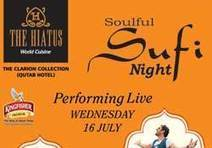 Soulful Sufi Night Ft Suryaveer With His Band Ehsaas @ The Hiatus | Delhi Party Guide | meraparty.com | Scoop.it