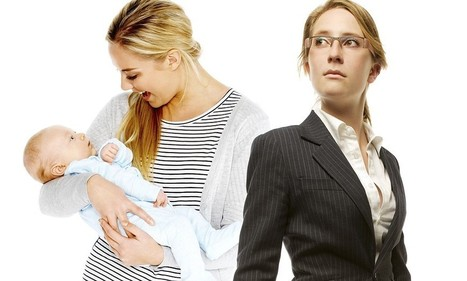 It drives me mad that feminists won't fight for stay-at-home mothers   Interesting Articles   Scoop.it