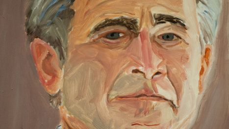 The Faces of Power, From the Portraitist in Chief - New York Times | my english werbsite- Cees de roij | Scoop.it