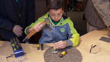 Breaking the Mold: School Fosters Design and Discovery | Hot Issues in Education | Scoop.it
