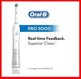 Oral B Pro 5000 SmartSeries Bluetooth ~ badbreathvideo.com | Bad breath | Scoop.it