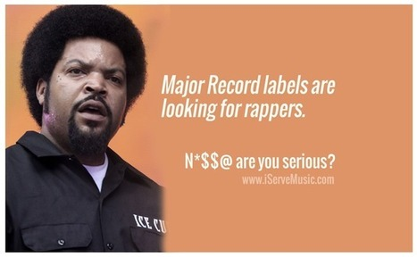 Record Labels looking for Rappers • iServe Music | FREE eBOOK: '7 Steps to Making Money Selling Music' | Scoop.it