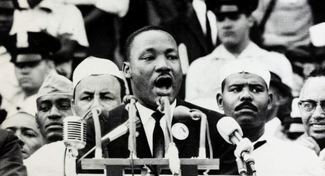 'I have a dream' 50 years on ... | Constant Learning | Scoop.it