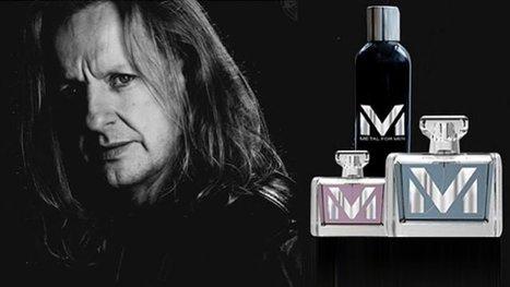 K.K. Downing (ex-Judas Priest) sort son parfum !   Parfum et Publicités de parfum   Scoop.it