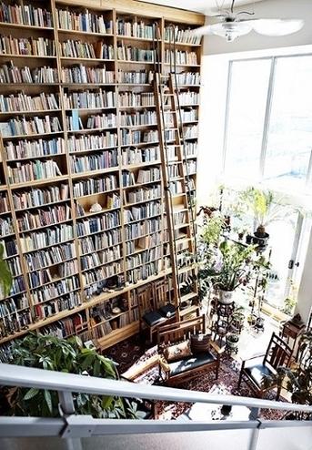 15 Lavish Home Libraries | American Biblioverken News | Scoop.it