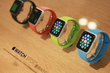 Apple Orders More Than 5 Million Watches for Initial Run | UX-UI-Wearable-Tech for Enhanced Human | Scoop.it