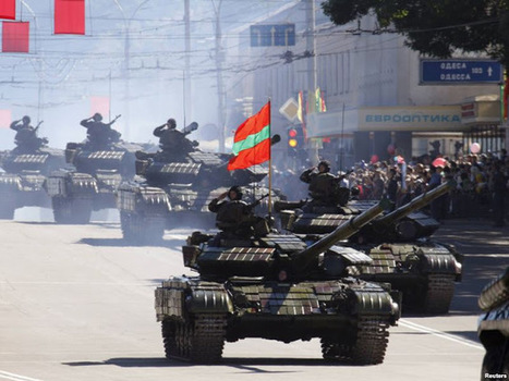 Fort Russ: Transnistria: Changing the Peacekeeping Operation could mean War   Global politics   Scoop.it
