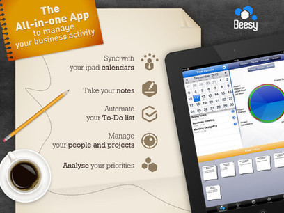 Beesy is One of The Best Productivity iPad Apps | Sharing social commerce benefits | Scoop.it