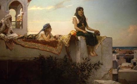 Femmes lascives et muettes dans le regard des orientalistes / TV5MONDE Actualités | Benjamin-Constant (1845-1902) | Scoop.it