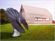 Un tournesol photovoltaïque à planter dans son jardin | Vous avez dit Innovation ? | Scoop.it