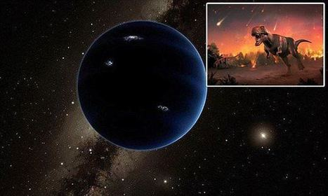 Did a mysterious ninth planet wipe out the dinosaurs? | Current Events Friday | Scoop.it