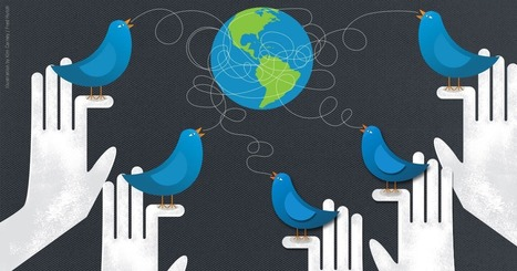 Scientists who tweet | Funding, Careers and Communication in Science Research | Scoop.it