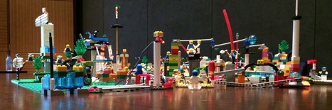Make Successful Teams with Lego Serious Play | Emprendedores | Scoop.it