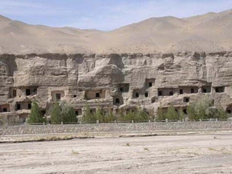 Mogao Caves In China - Crystalinks | Ancient Cities scoop.it | Scoop.it