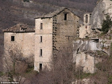 Developers rebuild 'ghost town' in Italy to tempt British buyers | Le Marche Properties and Accommodation | Scoop.it
