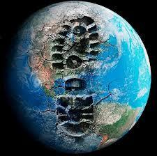 Mapping Our Human Footprint | History, Geography and new technologies | Scoop.it