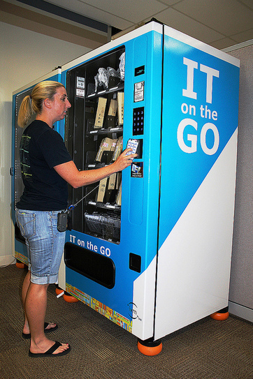 Computer Accessories from Vending Machine | Intel Free Press | Scoop.it