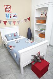Buy Kids Panel Bed in Singapore | Kids Furniture in Singapore | Scoop.it