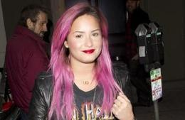 Demi Lovato: Stop glamorizing drugs - Celebrity Balla | drugs in media | Scoop.it