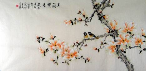 Characteristics of the Technique of Traditional Chinese Painting | Chinese Painting Blog | Social Painting | Scoop.it
