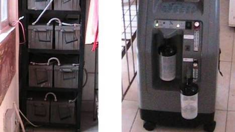 How solar-powered oxygen concentrators save lives at Ugandan hospitals | Science and the Environment | Scoop.it