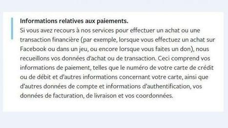 Conditions d'utilisation: la Commission Vie privée veut attaquer Facebook - RTBF Belgique   Vie privée et réseaux sociaux   Scoop.it