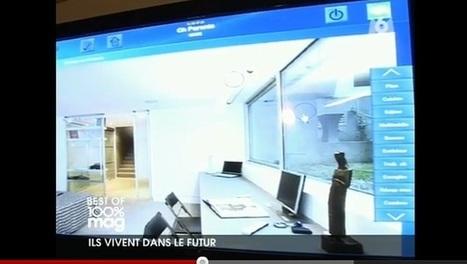 Exemple de maison domotique | Blog Déco Maison | Robotique Domestique | Scoop.it