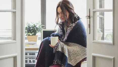 Hrejivé deky: V ich objatí odoženiete plazivý pocit jesenného chladu   domov.kormidlo.sk   Scoop.it