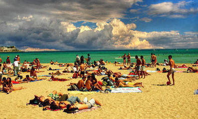 Italy set to sizzle as temperatures reach 40C | Vacanza In Italia - Vakantie In Italie - Holiday In Italy | Scoop.it